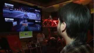 360 Grad zu Besuch bei Namco Bandai in Vegas
