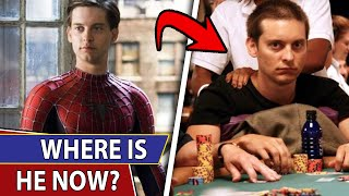 The Real Reasons Why We Don't See Tobey Maguire Anymore