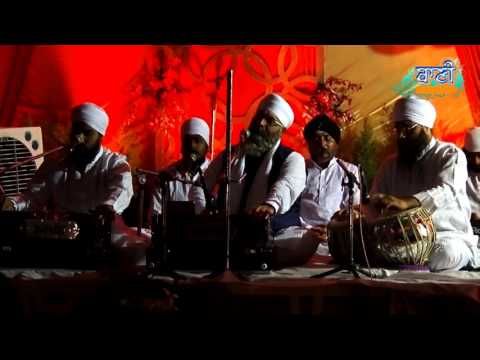 Amritvela Kirtan-Bhai Gurpreet Singh Ji Bombay Wale at Indore on 02 April 2017