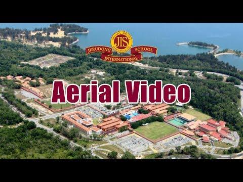 Aerial Video - Jerudong International School (JIS Brunei)
