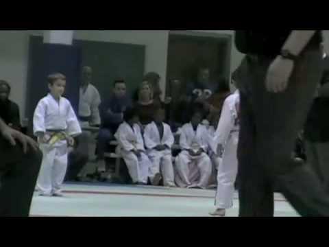 Team Havok Judo Team at UT Judo Tourney Nov08