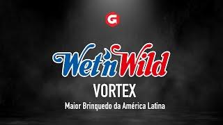 VORTEX, o maior brinquedo de América Latina - Wet