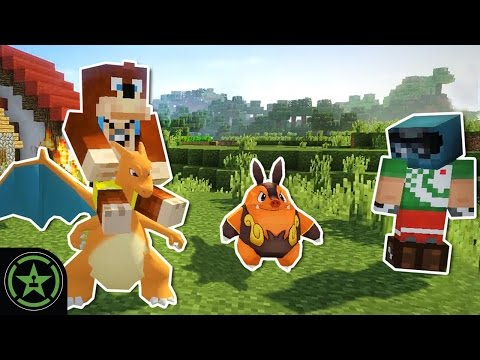 Let's Play Minecraft - Episode 225 - Pixelmon Part 2