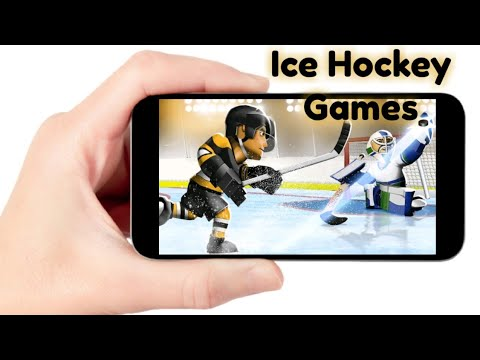 TOP 10 Best Ice Hockey Mobile Games 2020