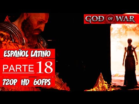 God of War PS4 | Walkthrough en Español Latino | Parte 18 (Sin Comentarios)