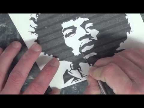 Mirror Etching Project Instructions Youtube