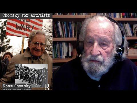 Progressives Must Revitalize the Labor Movement – Noam Chomsky