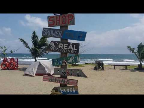 Travel Diary #1 | REAL SURF & COAST | Real Quezon | Nera Toledo