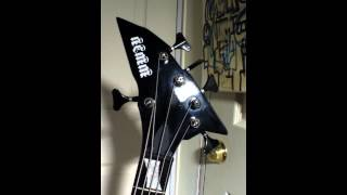 GODSTOMPER BLOWER BASS REPLICA VOIVOD BLACKY
