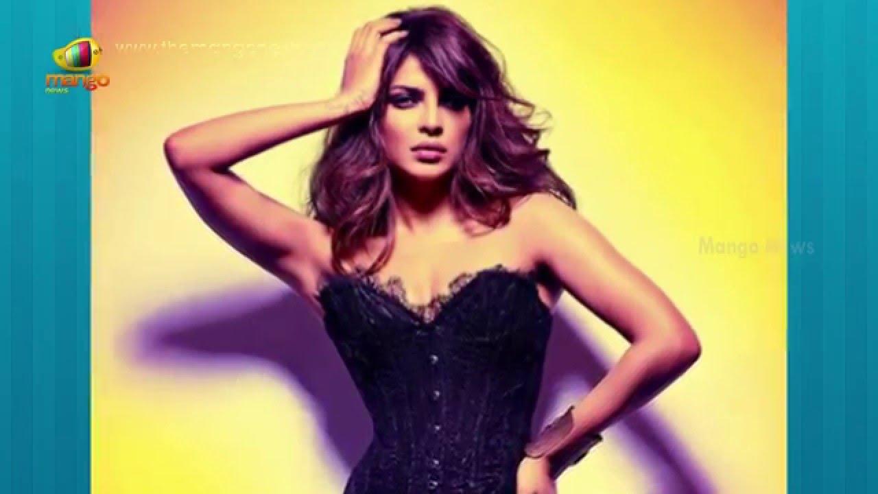 Priyanka Chopra In Baywatch With The Rock After Quantico ...