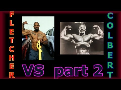 Leroy Colbert\'s Personal Message to CT Fletcher