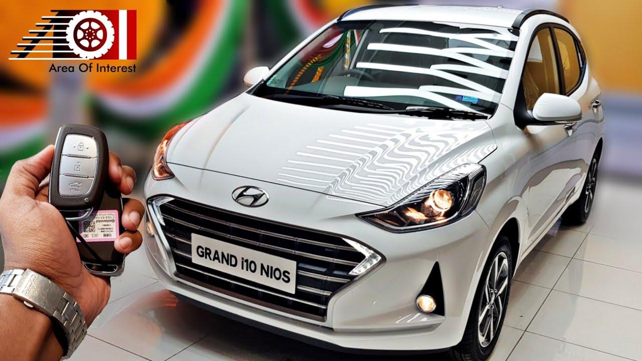 Hyundai Grand I10 Nios Bs6 India Price Mileage Interior