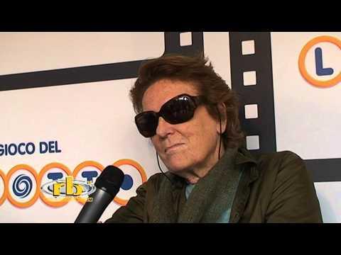 LILIANA CAVANI - Stand Il Gioco del Lotto con RB Casting al Festival di Roma 2011