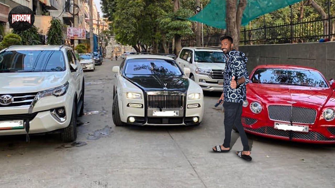 Hardik Pandya New Car Collection - YouTube