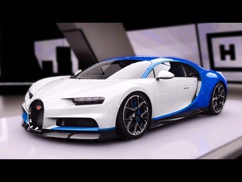 400+ HIZA ULAŞAN BUGATTİ CHİRON // Forza Horizon 4