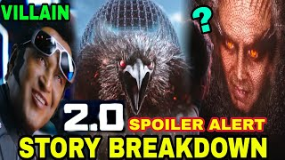 Robot 2.0 Story Breakdown, Robot 2.0 Real Villain Exposed, Robot 2.0 Story Explained, Akshay, Rajni
