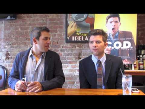 Director Stuart Zicherman and Star Adam Scott talk ACOD Mp3