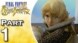 Let's Play Final Fantasy Crystal Chronicles: The Crystal Bearers (Gameplay + Walkthrough) Part 1