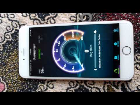 Vodafone india 4G speed test Kochi