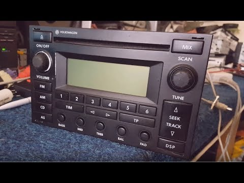 Delta 6 vwz4z4 car radio, for a free code you need first to watch this video and do as instructed