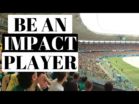 🔴LIVE: How To Become An Impact Soccer Player