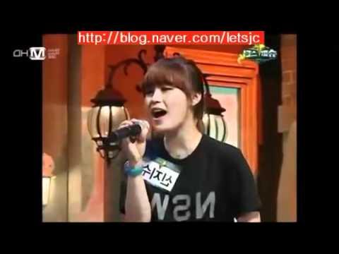 슈퍼스타K3 신지수,손예림,박장현,이소리,이건율,손예림마보이