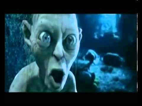 Lustige Videos  Gollum wieder mal  YouTube