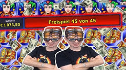 45 Freispiele auf 2€ King of Cards Novoline Casino 2019