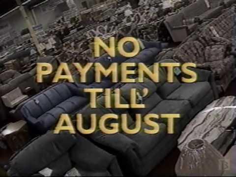 Nothin Fancy Furniture Commercial 1990 Nova Scotia
