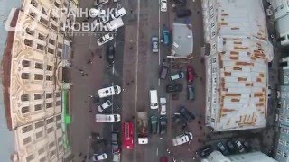 (Квадрокоптер) Спасатели разбирают завалы дома на Б. Хмельницкого(Сьемка с воздуха как спасатели работают на завалах дома на улице Богдана Хмельницкого ВНИМАНИЕ! Запрещен..., 2016-02-25T16:53:15.000Z)