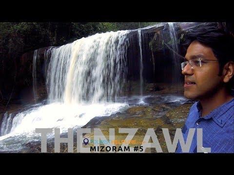 Thenzawl: Vantawng & TuiriHiau waterfalls : Day 6 &7 Mizoram Trip