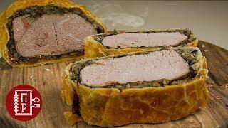 До чего же Вкусно! Мясо в 'Шубке' для Праздничного Стола!