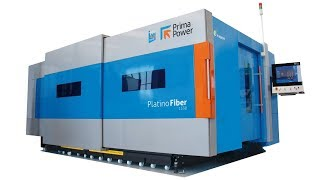 Platino Fiber Evo - Laser cutting for sheets of any thickness