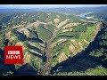 Deadly Japan quake triggers landslides - BBC News