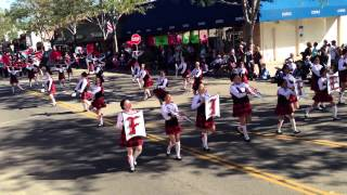 2012 NCBA Foothill Band Review - Fairfield HS - The Champion