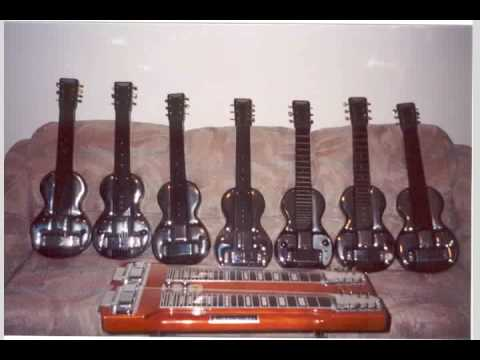 TEXAS STEEL GUITAR - Ray Montee