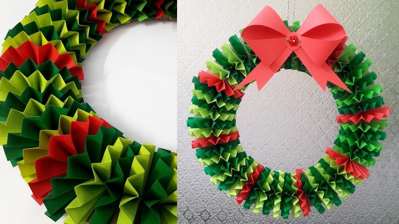 Hướng dẫn làm vòng Nguyệt Quế trang trí Giáng Sinh | How to make Christmas Wreath | Liam Channel