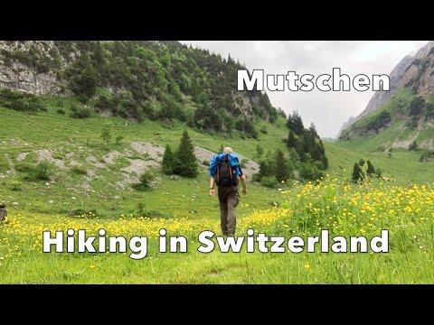 Hiking in Switzerland | Wildhaus - Mutschen - Wildhaus