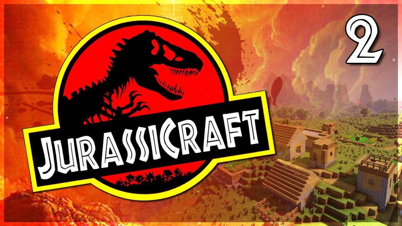 PRIMI MACCHINARI e il LABORATORIO ABBANDONATO - Minecraft Jurassicraft [ITA]