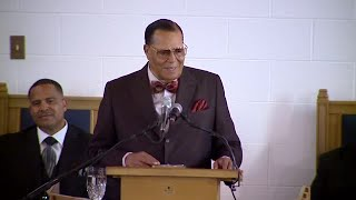 Louis Farrakhan's remarks in Grand Rapids - Sept. 24, 2019