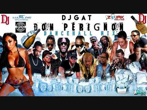DANCEHALL MIX JANUARY 2019 DJ GAT DOM PERIGNON FT VYBZ KARTEL/ALKALINE/AIDONIA/MUNGA1876899-5643