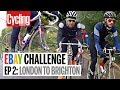 eBay Bike Challenge | Ride to Brighton | Cycling Weekly
