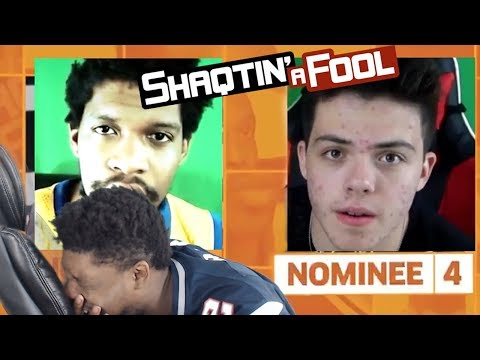 LMFAO WE MADE SHAQTIN ALEX!! SHAQTIN A FOOL YOUTUBER EDITION #2