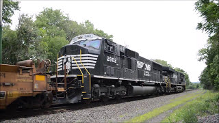 Railfanning in Greensburg, PA