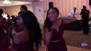 Reggae, Hip-Hop + R&B Wedding Reception