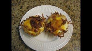 Breakfast Cups - Lynn's Recipes