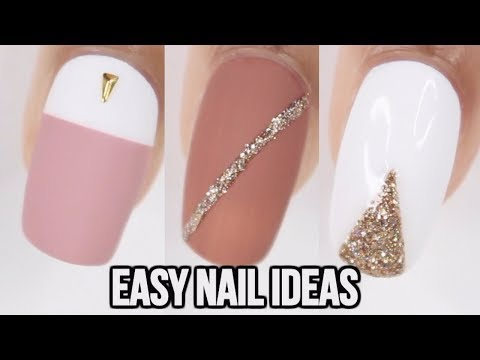 5 EASY NAIL IDEAS