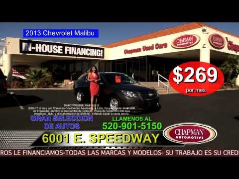 Chapman on Speedway Used Cars Red Tag Sale