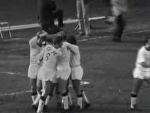 Cupfinalen 1971: Fredrikstad - Rosenborg