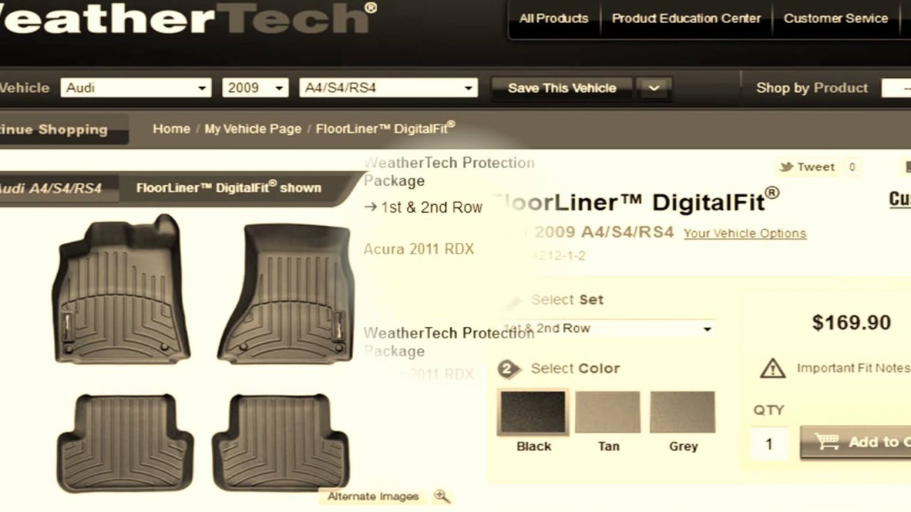 Weathertech floor mats promo - Weathertech Coupons